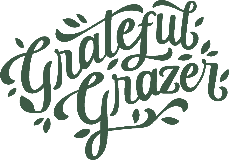 Grateful Grazer logo